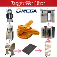 Build Bakery Shop:bakery equipment automatic bread making plant