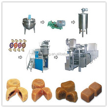 Good quality Hard/Soft/Toffee Candy&Lollipop Making Machine