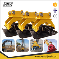 2015 new model excavator spare parts Hydraulic Plate Compactor