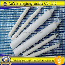 41g 42g 43g 44g 45g Paraffin Wax Candle White wax plain Candles