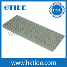 from shenzhen factory ultra-thin 2.4g wireless computer keyboard and mouse set combo