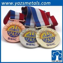 custom gold ,silver ,brozen metal medals