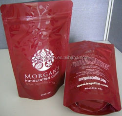 Specialize in Coffee Bag with one way air valve