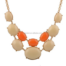 2015 Promotional beaded necklace for women