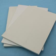1mm - 20mm PVC Rigid Foam Board , Decoration Material White PVC Foam Sheet, Heat Insulation High Density PVC Foam Board