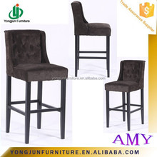 High Quality Furniture Dining Set With linen Fabric High Chair