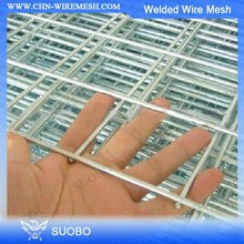 Hot-dip Zinc Plating G.I.Welded Iron Wire Mesh 50X50 Specifications
