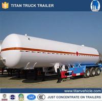 TITAN lpg propane tank trailer, propane tanker trailer, propane trailers for sale