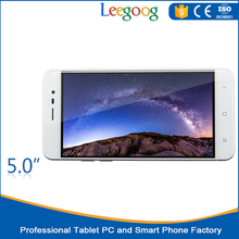 5 inch 3G QHD Tablet PC With MTK6735P Quad Core 1GB+8GB Google Android mobile phone