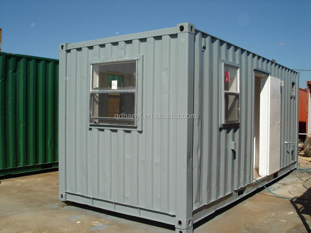 20ft prefab shipping container homes buy container homes for Prefabricated shipping container homes
