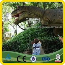 Outdoor Playground Remote Control Giant Dinosaur Statue