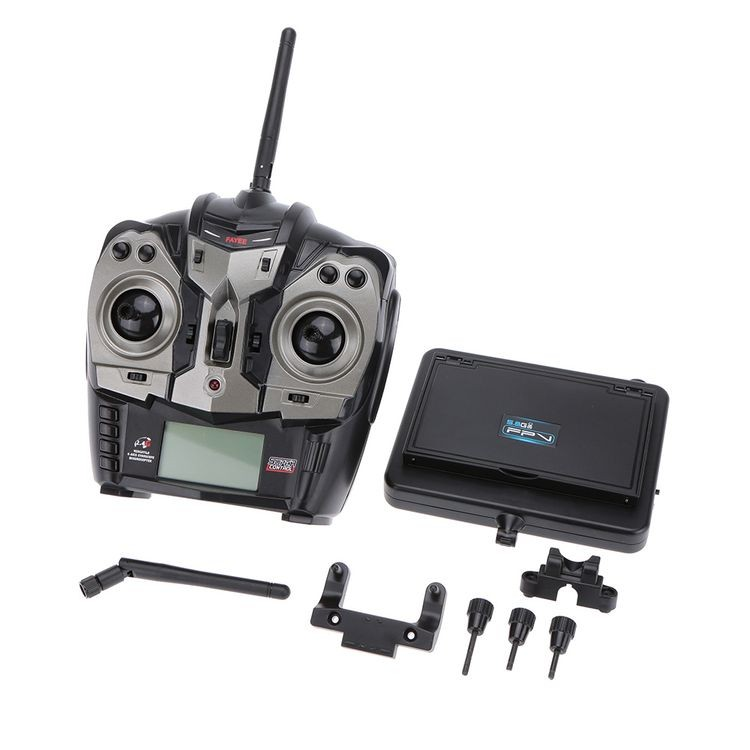 1420560-2.4G 6-Axis Gyro 5.8G FPV RC Quadcopter with 2.0MP Camera Headless Mode 360 Rolling-2_12.jpg