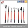 Garden Tool shovel,spade ,garden pitchfork with firberglass handle plastic grip