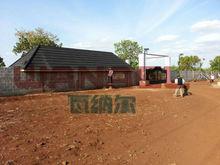 Asphalt Galvanized machines metal sheet roofing price