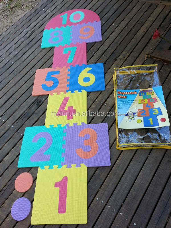 Eva Foam Floor Puzzle Mat Abc Alphabet Letters Kids Children Toy ...