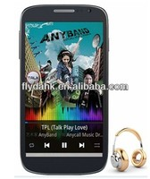 5'' MTK6572A Dual Core 512M RAM+4G ROM Dual sim 3G Android 4.2.2 mobile phone Cubot P9
