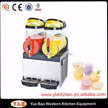 10 L Double Tank Stainless Steel Industrial Slush Machine
