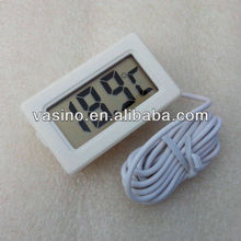 lcd termómetro digital indicador de temperatura pequeña herramienta popular