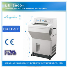 LS-2900+ Semi-automatic Cryostat Microtome tissue processor with good quality