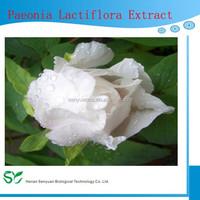 Herbal extract Paeonia Lactiflora Extract10%/free sample and hot sale Paeonia lactiflora extract