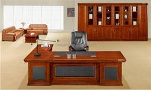 Top Grade Wooden Veneer L-Shape Furniture Desks for Executive(FOH-K2801)
