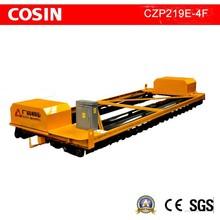 Cosin CZP219E-4F Concrete Roller Paver, Mini Asphalt Paver Machine