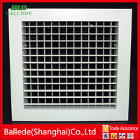 egg crate grille air diffuser for ventilation