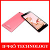 IPRO Custom Android Mobile Phone Screen 5.5 inch MTK 6572A 1.3G Quad Core Telefon Celular Android 4.2 Dual SIM Cellular phone