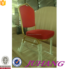 China hardware manufacturer tubular steel chairs for hotel JH-B02