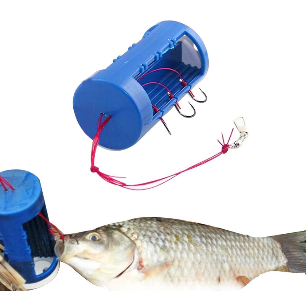 Fish hook up