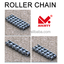 china roller chain - Cottered type short pitch precision roller chains (A series) Duplex roller chains