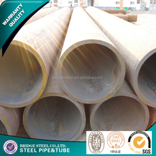 ASTM A53 ASTM A106B cold drawn seamless steel Pipe for gas .petroleum