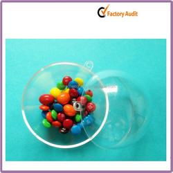 High Quality Hot Selling wholesale clear plastic half ball 2015