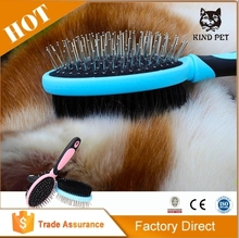 Both Side Slicker Brush and Soft Brush for Dog and Cat