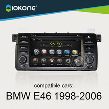 Iokone Android 4.4 Car Radio Player for BMW E46 1998 to 2005