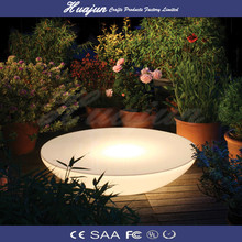 LED inflatable outdoor table/ LED table furniture