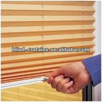 the new design for cordless pleated blind