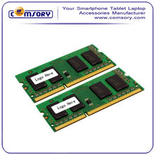 SO-DIMM DDR2 1gb 800MHZ RAM laptop memory