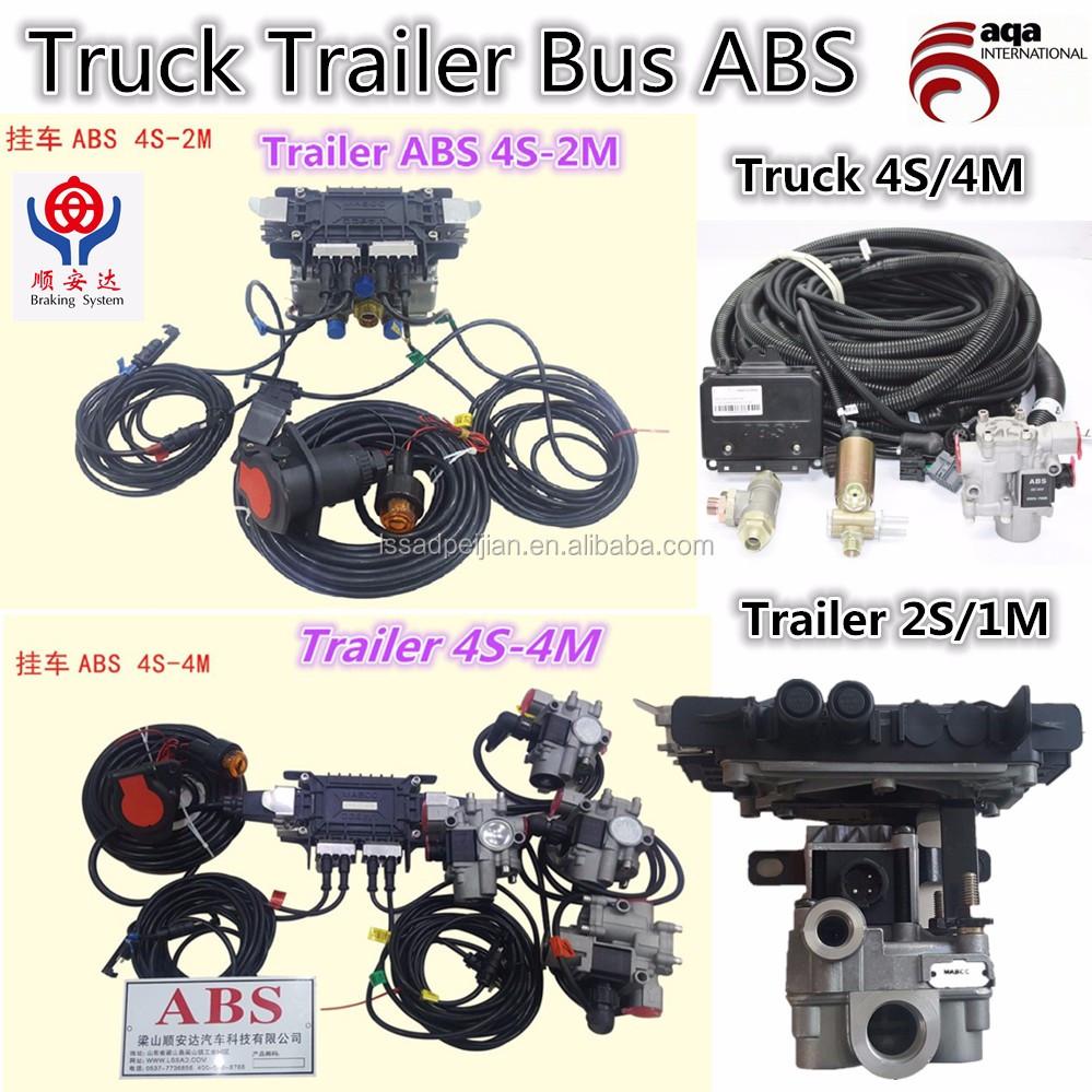truck trailer bus abs
