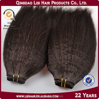 2014 Hot Wholesale 100%Human Indian Yaki Remy Hair Extension