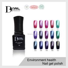 Professional Manufacturer Soak Off BD 10 ml gel polish for nail