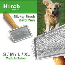 Dog Grooming Brush - Professional Soft Flex Slicker Brushes for Dogs