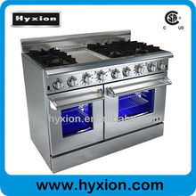 Hyxion Brand cooking range parts electric commercial range