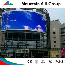 P10 Curved LED Screen / 360 LED Display /Full Color Curved Screen