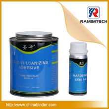 Cold rubber cement adhesive vulcanizing rubber glue contact glue