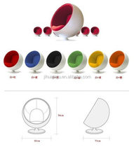 New Ball Chair/cheap ball chair/oval ball chair