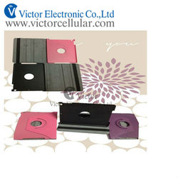 Mobile phone PU leather case for ipad 5