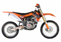 KTM style 250cc J5 dirt bike off road motorcycles water-cooled engine four stroke CHINA motorcross