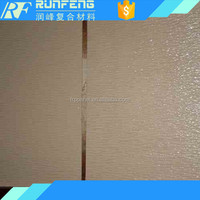 plastic honeycomb sandwich panel with FRP sheet surface