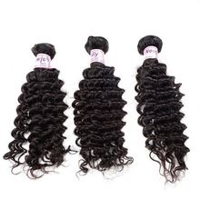 unprocessed wholesale 3 piece clip in hair extensions,Top Quality Cheap brazilian afro kinky curly hair with closure